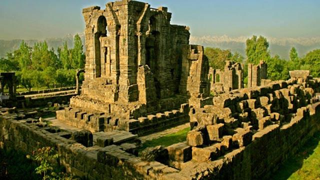 ancient kashmir
