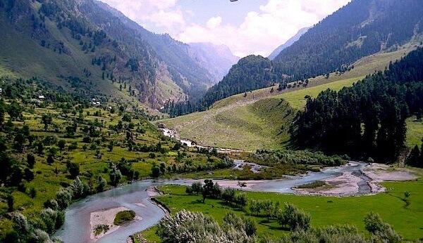 Betab Valley near, Pahalgam