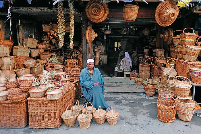Kashmir Basketry