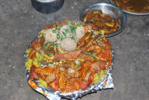 Kashmiri Tradtional Food