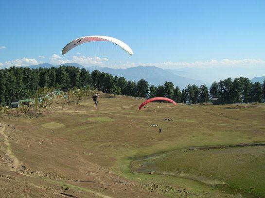 Sanasar Paragliding