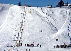 gulmarg skiing