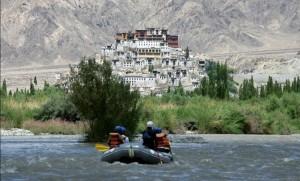 ladakh rafting