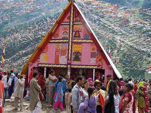 Machail Mata Temple