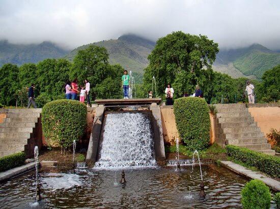 Mughal Gardens, Srinagar