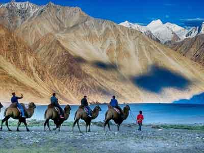 Kashmir with Leh Ladakh