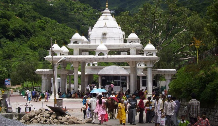 Vaishno Devi Darshan by Helicopter (3)