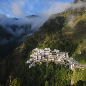 Vaishno Devi Darshan by Helicopter