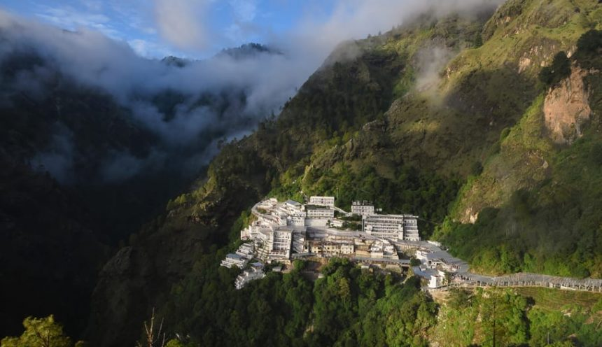 Vaishno Devi Darshan by Helicopter (5)