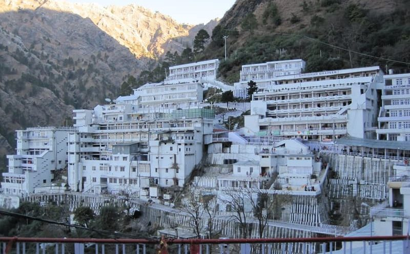 Vaishno Devi Darshan by Helicopter (8)